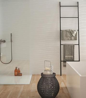 Absolute White: Over-size flooring and coverings - Marazzi