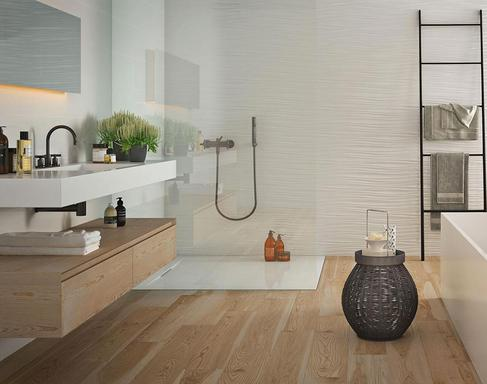 White Tiles: view the collections - Marazzi 7393