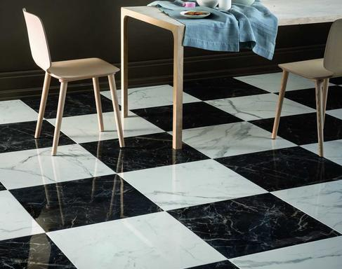 Marble effect ceramics: discover all the effects - Marazzi 7092