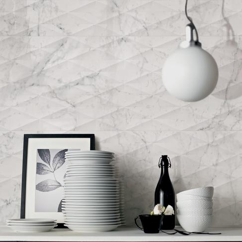 Allmarble wall - Marble Effect - Kitchen