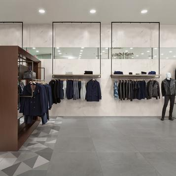 Grey Concrete Effect Tiles Marazzi