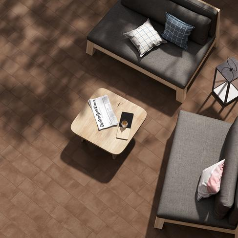 Bisque - Concrete Effect - Outdoor