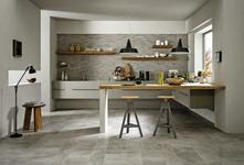 Green porcelain stoneware: ecology and sustainability - Marazzi 5475