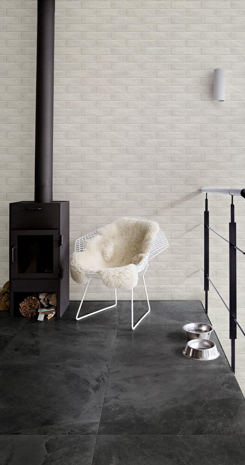 Bricco - Concrete Effect - Living Room