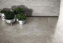 Green porcelain stoneware: ecology and sustainability - Marazzi 4703