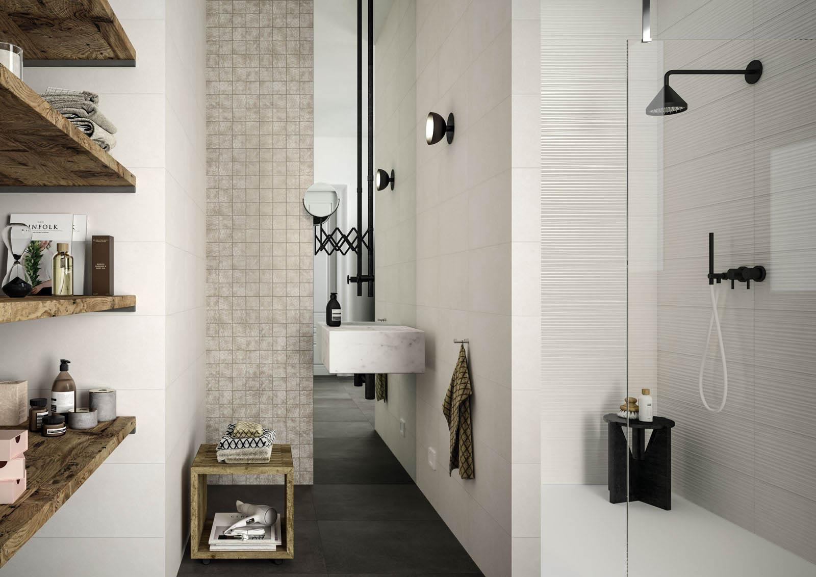 Chalk - Concrete Look Wall Tiles | Marazzi