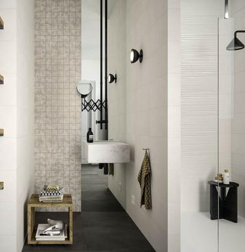 Chalk: White Tiles: view the collections  - Marazzi
