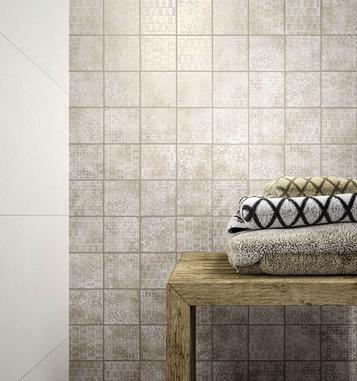 Chalk: Small-size tiles for all locations - Marazzi