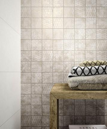 Tiles Living Room Concrete Effect - Marazzi_767