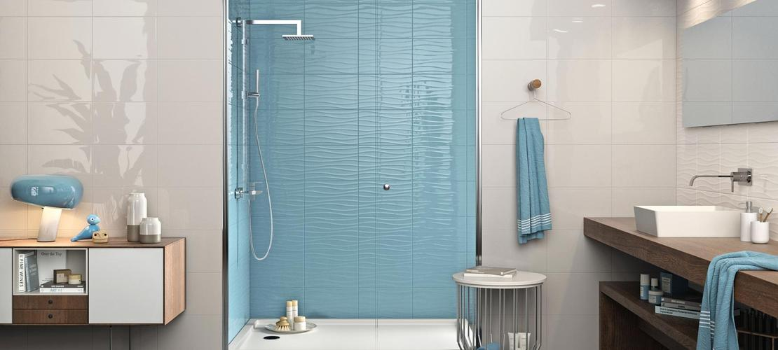 Azure tiles: view the collections  Marazzi