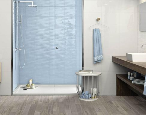 Azure tiles: view the collections - Marazzi 7411