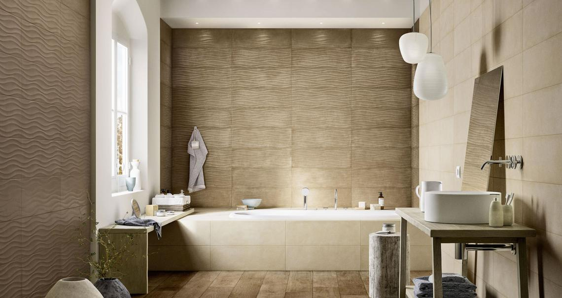 Clayline - Terracotta look ceramic wall covering | Marazzi