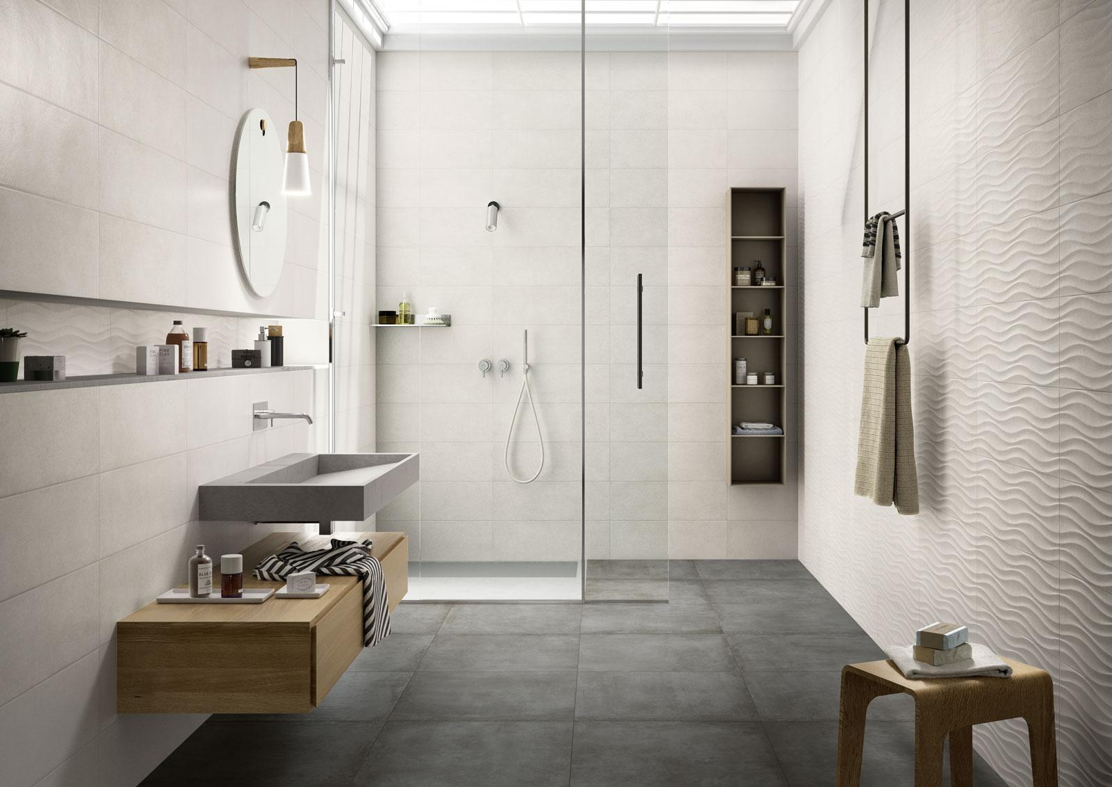Clayline - Terracotta look ceramic wall covering   Marazzi