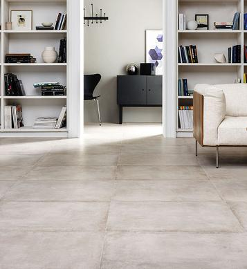Tiles White Concrete Effect - Marazzi_691