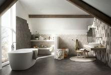 Green porcelain stoneware: ecology and sustainability - Marazzi 6611