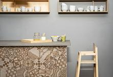 Green porcelain stoneware: ecology and sustainability - Marazzi 6622