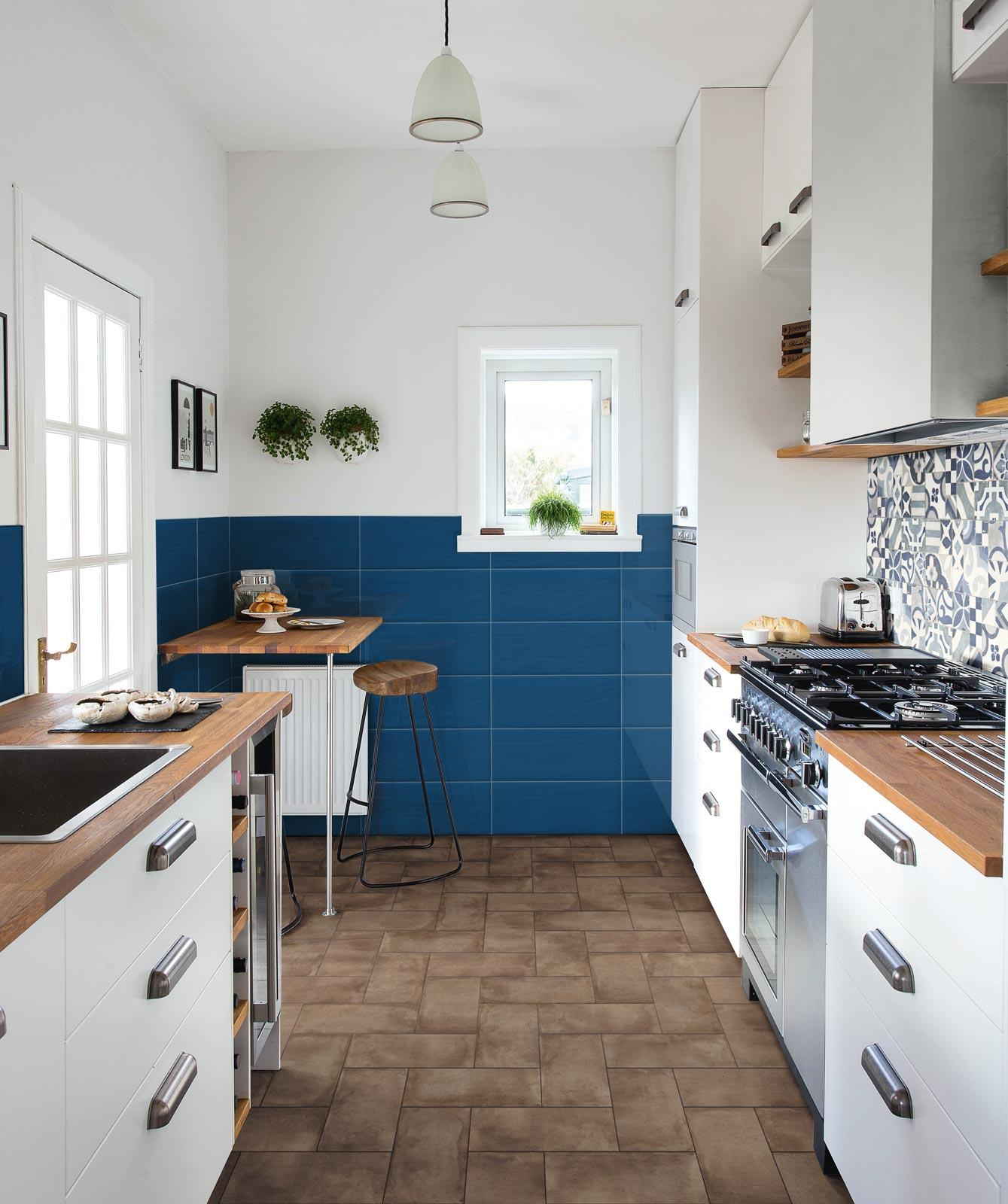 Blue Kitchen Tiles | Marazzi
