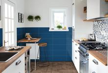 Kitchen tiles: stoneware and porcelain ideas and solutions - Marazzi 8464