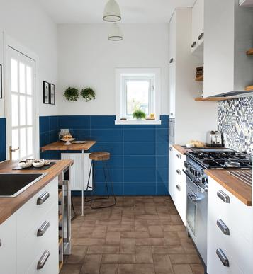 Cloud: Blue Tiles: view our collections - Marazzi