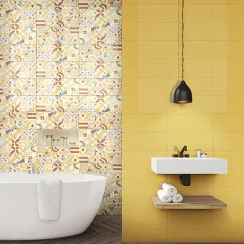 Yellow Tiles: view the collections | Marazzi