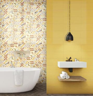 Tiles Yellow Coverings - Marazzi_813