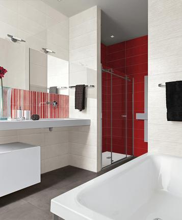 Cloud: Red Tiles: view the collections - Marazzi