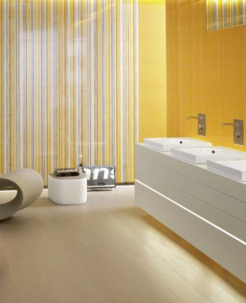 Colorup: Yellow Tiles: view the collections  - Marazzi