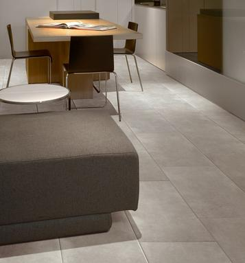Concret - Concrete effect tiles floor and wall