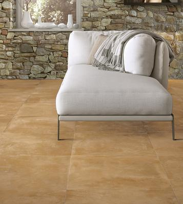Tiles Living Room Concrete Effect - Marazzi_763