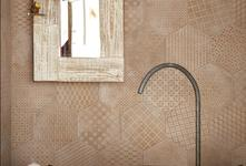 Bathroom tiles: ceramic and porcelain stoneware - Marazzi 7373