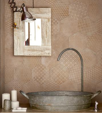 Cotti D'Italia: Small-size tiles for all locations - Marazzi