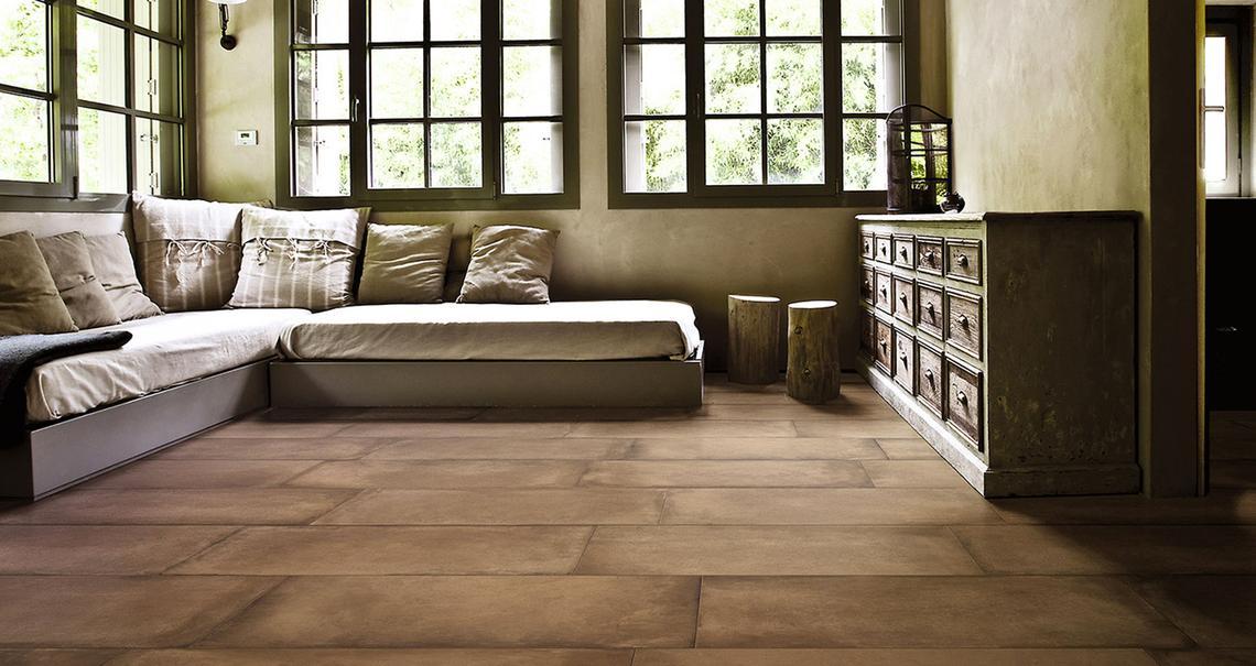 Cotscana Concrete Effect Living Room