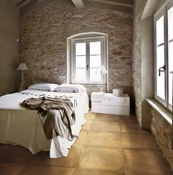 Tiles Bedroom Yellow - Marazzi_818