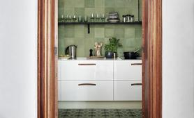 Green Tiles: view the collections - Marazzi 10221