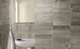 Bathroom tiles: ceramic and porcelain stoneware - Marazzi 10233
