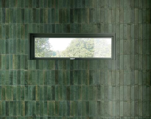 Green Tiles: view the collections - Marazzi 10234