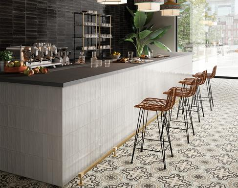 White Tiles: view the collections - Marazzi 10492