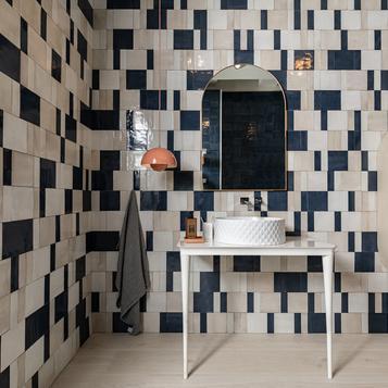Small Size Bathroom Tiles Marazzi, Small Bathroom Tiles