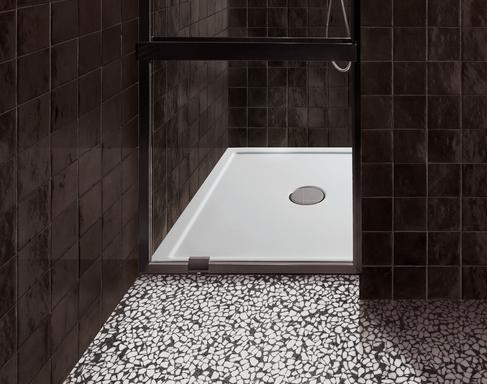 Bathroom tiles: ceramic and porcelain stoneware - Marazzi 10408
