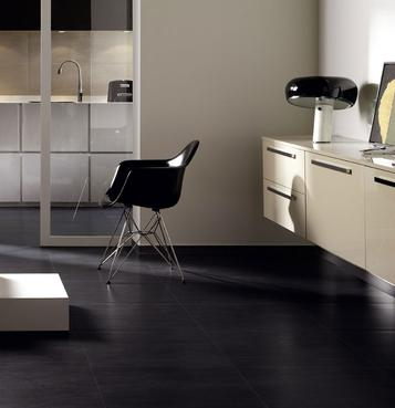 Tiles Black Concrete Effect - Marazzi_269