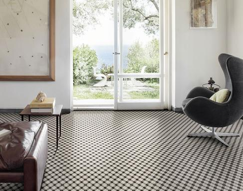 Living Room Tiles: Your Home Decor Inspiration   Marazzi 8641