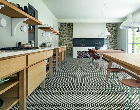 Kitchen Flooring Stoneware And Porcelain Solutions Marazzi