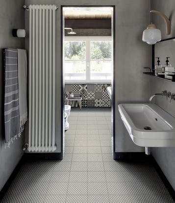 D_Segni: Bathroom tiles: ceramic and porcelain stoneware - Marazzi