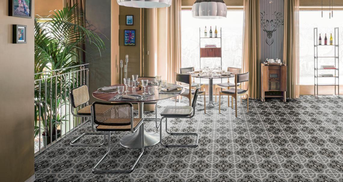D Segni Scaglie Terrazzo Veneziano Effect Cement Tiles