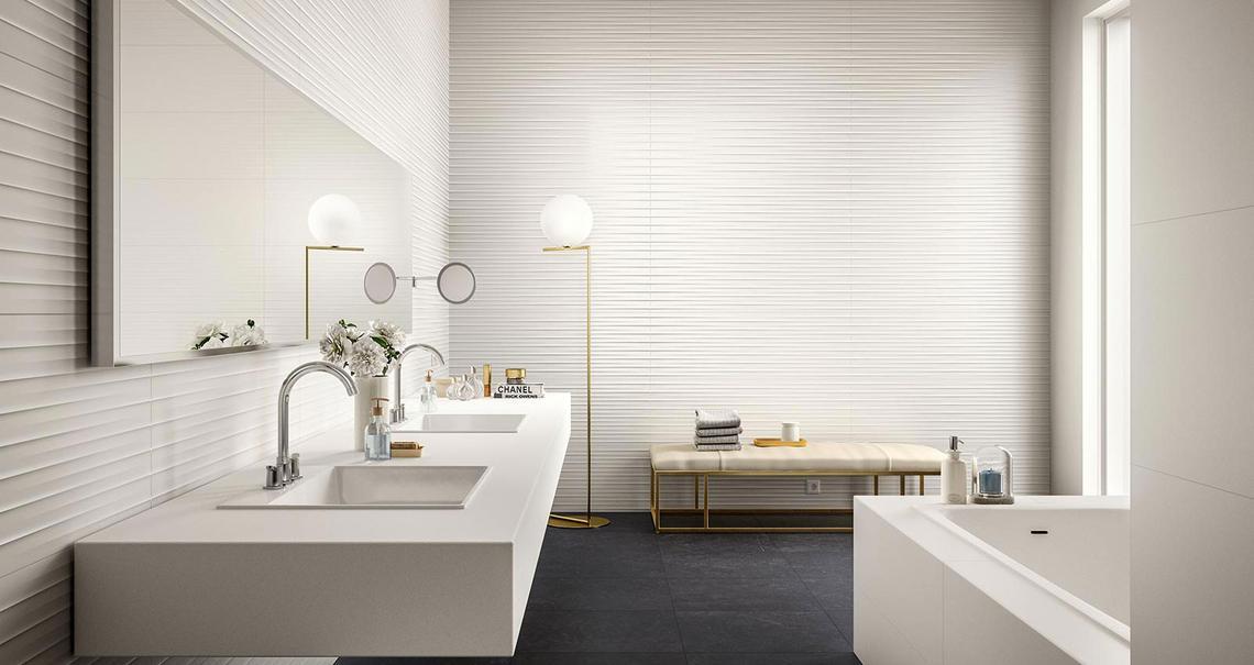 Bathroom Floor 3d Tiles