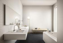 Bathroom tiles: ceramic and porcelain stoneware - Marazzi 7430