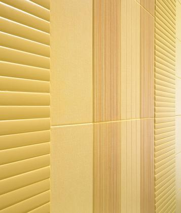 Folk: Yellow Tiles: view the collections  - Marazzi