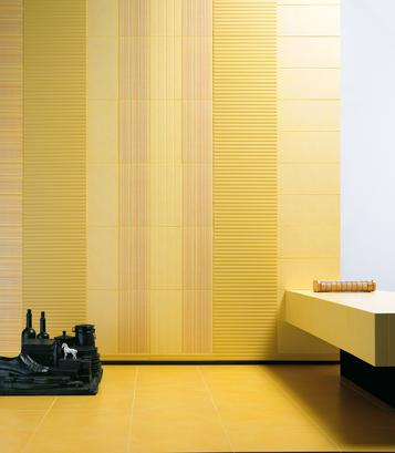 Tiles Living Room Yellow - Marazzi_16
