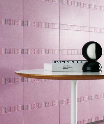 Folk: Purple Tiles: view our collections - Marazzi