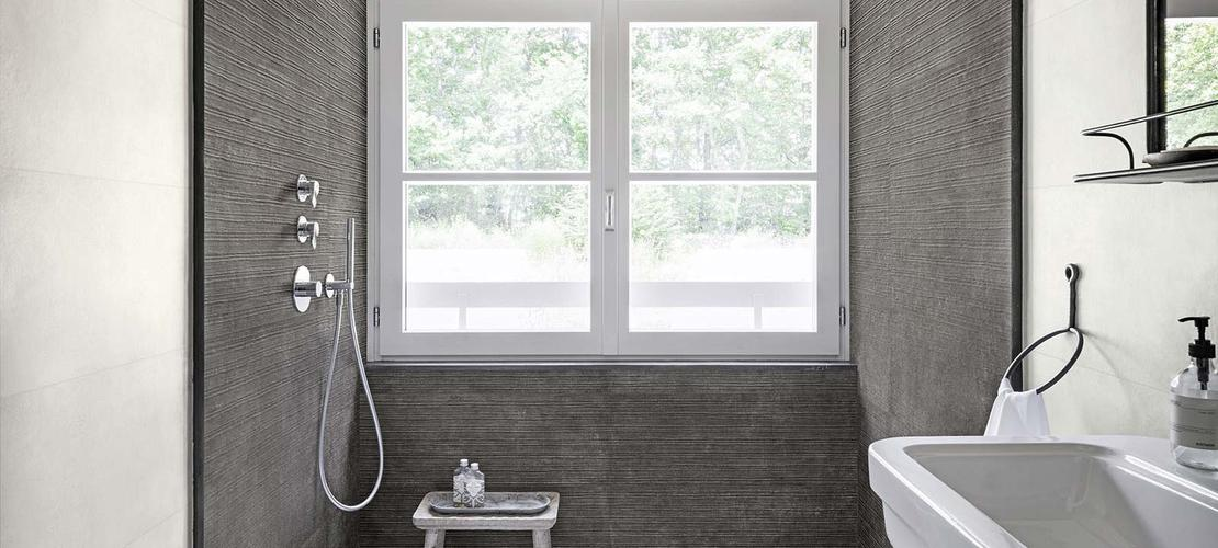 Bathroom tiles: ceramic and porcelain stoneware - Marazzi 8695